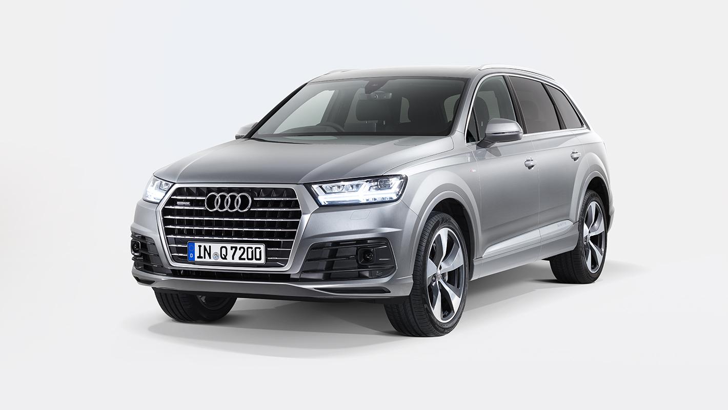 Audi-Retouching