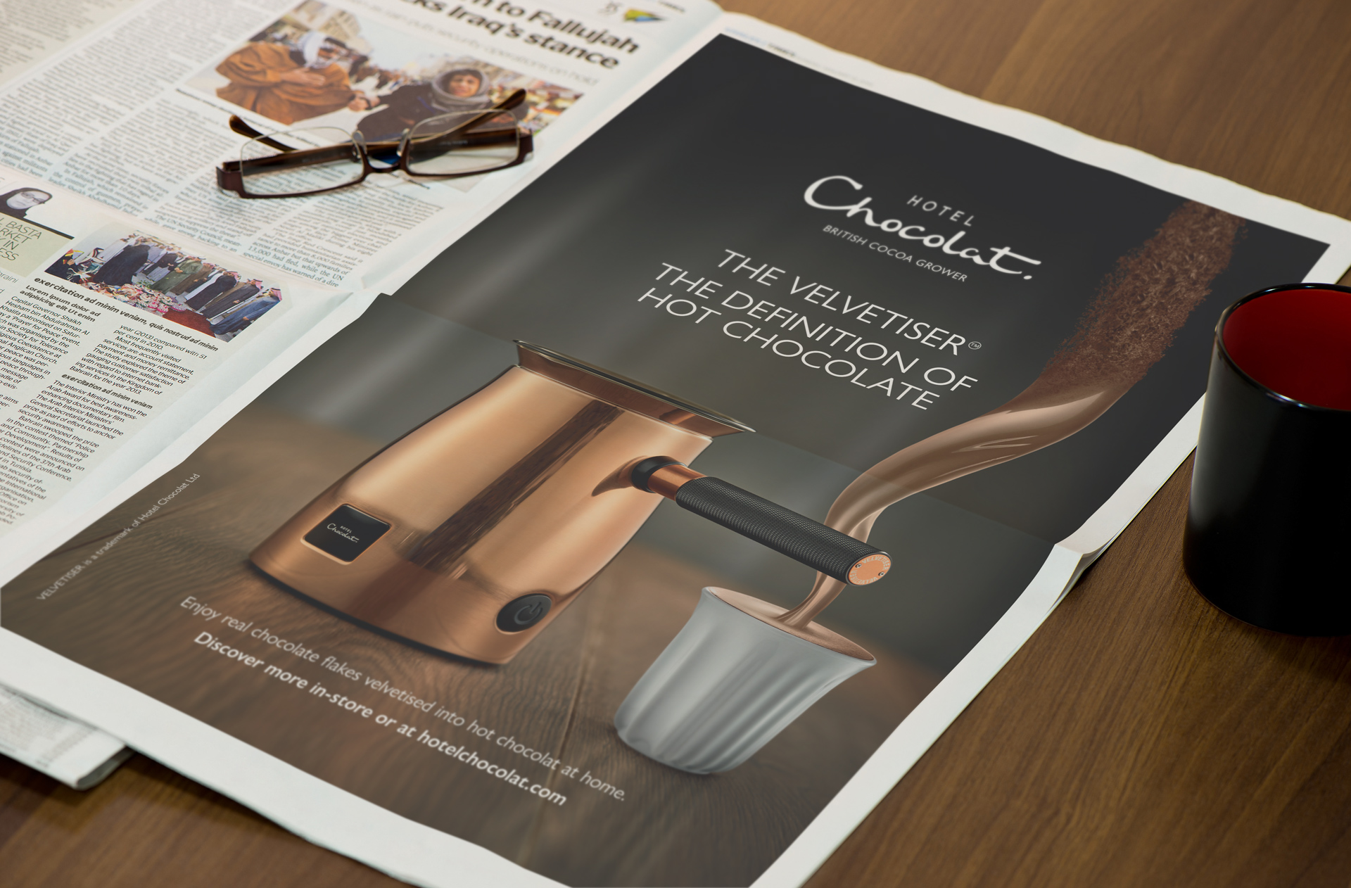 hotel-chocolat-photography-press-ad