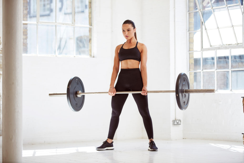 Tone and sculpt Fitness Photography