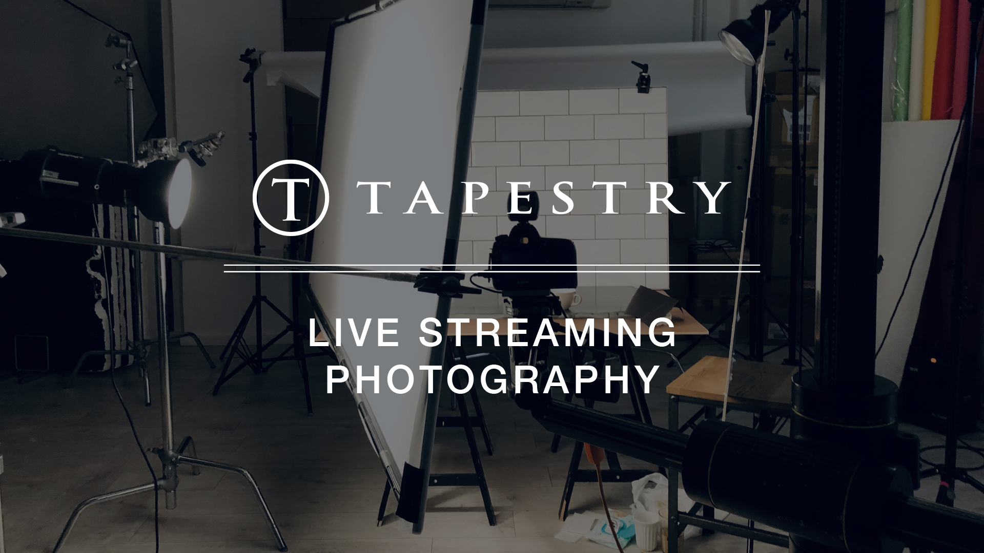 Tapestry-Photography_live_stream