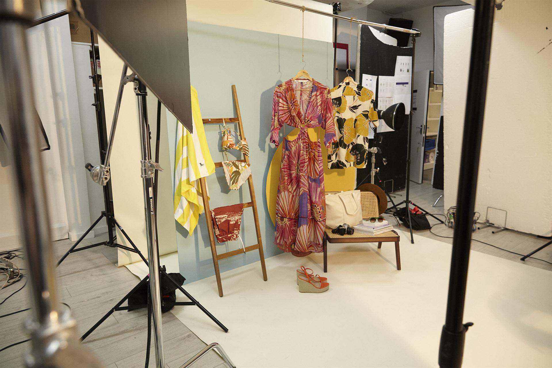 McArthur Glen fashion photography still life retouching