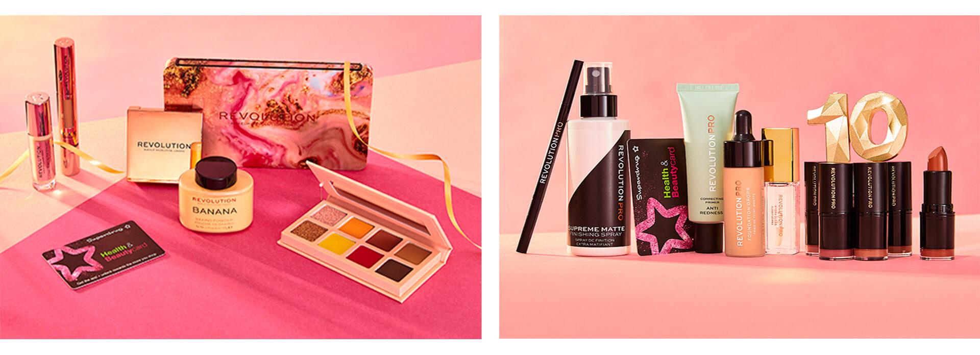 beauty cosmetics product photography