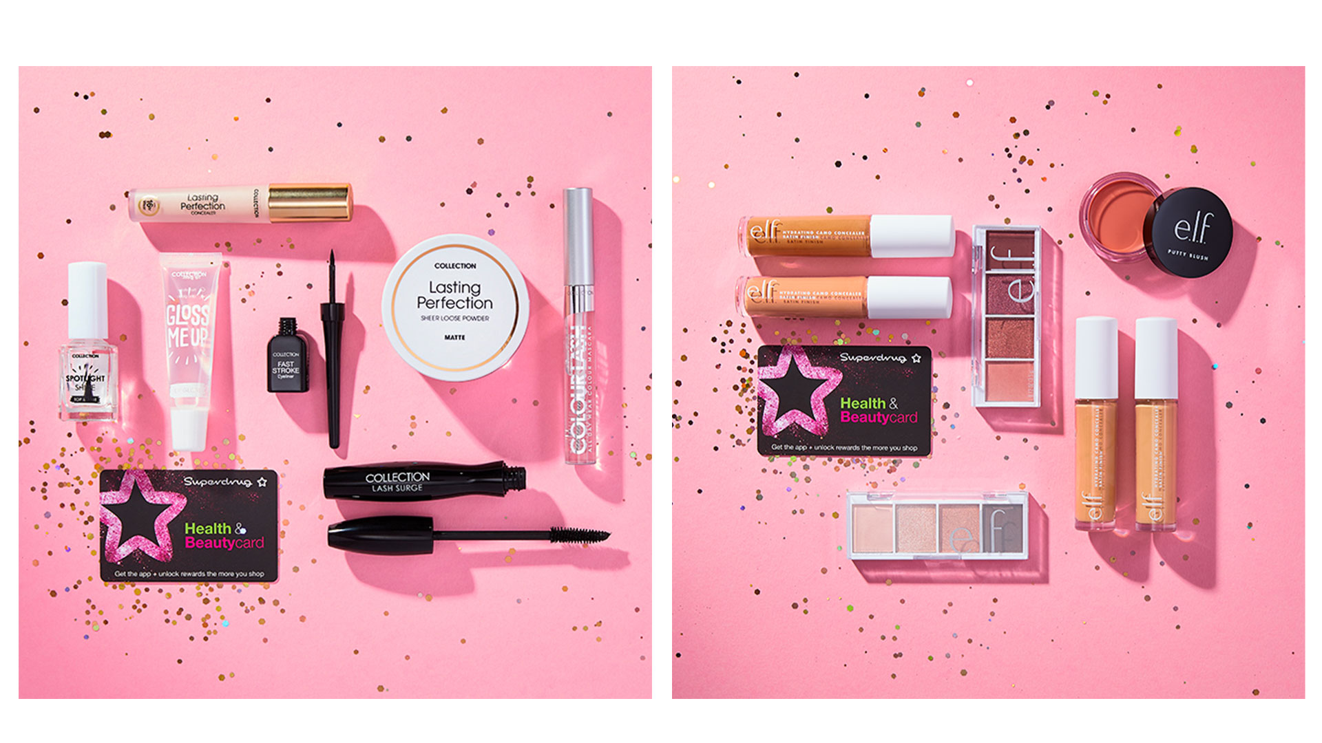 superdrug product photography beauty cosmetics